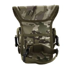 Security & Protection Ilure Fishing Leg Waist Bag Multi-pocket Outdoor Fishing Tackle Bag Pack Waterproof Belt Bag Bolsa Fishing Tools Storage Pouch