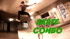 SKATE COMBO - Halfcab Heelflip Nose Manual Bigspin Heelflip out - http://dailyskatetube.com/switzerland/skate-combo-halfcab-heelflip-nose-manual-bigspin-heelflip-out/ - http://www.youtube.com/watch?v=fzEKHHBa408&feature=youtube_gdata  That was my last trick for the Combo Commander 2 i'm still filming for the number three and it's probably going to be the last one. Subscribe HERE for weekly skateboarding videos: https://www.you...
