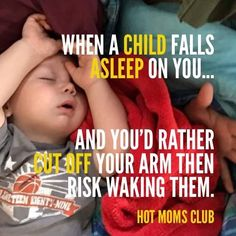 don't wake a sleeping baby The Parent Hood, Hot Moms Club, Momma Bear, Best Mother, Love You Forever, Children And Family, Mom Quotes, Funny Fails, Baby Sleep