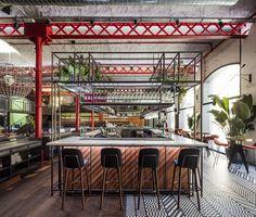 Gallery of EL MAMA & LA PAPA Bar Restaurant / El Equipo Creativo - 1