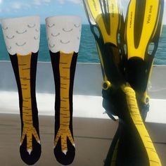 New Trendy Women Funy Sexy fashion Stocking Thigh High Long Chicken Toe Feet Ladies Creative Knee Thin Stockings