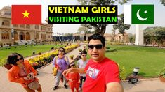 Vietnam Girls Visiting Pakistan | Foreign Tourists in Pakistan