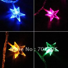 outdoor christmas star light | ... Star Hanging Christmas Light ...