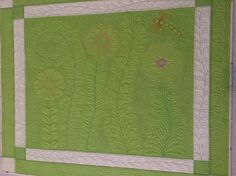 Summer Lovin' project on Craftsy.com, Beyond Basic Machine Quilting