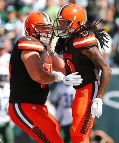Sports' All-Time Ugliest Uniforms - Cleveland Browns - Photos ...