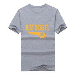 "2017 Fashion Stefon Digg ""Just Digg It""  T-shirt Tee 100% Cotton T shirt 1124-1"