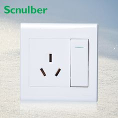 home 220v 16Apower supply socket outlet with one 1 gang one 1 way one route wall switch panel