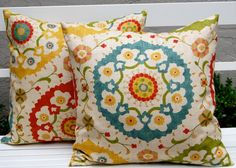 Decorative Throw Pillows Accent Pillows by FestiveHomeDecor, $24.00