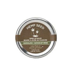 Earthly Body Hemp Seed Lip Balm Pot - Dreamsicle - 0.45 oz 2 Pack - Dr. brandt No More Pore Effect Refining Cream 1.7 oz