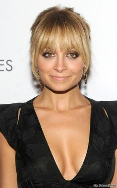 nicole richie hair | ... Richie: ACE Awards 'Influencer of the Year' - Nicole Richie Hair