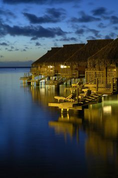 Hilton Moorea Lagoon Polinesia.  Either here or the Bali Hai ... yes, please ...