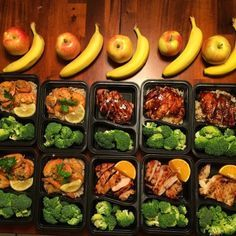 Let's get to the basics. How 2 meal prep for beginners. First step is to get sturdy containers that will keep your food airtight! Go to the store to find containers like these, or you can just buy online! (Recommended) search on google or go to websites like Amazon & you'll be able to read the reviews to see what most people like and prefer! 2nd step is to take make a commitment that every week you will take at least an hour to set aside to make this happen!  Shopping!  Create a list of what