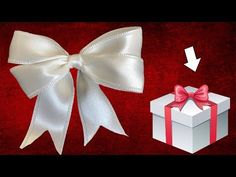Two-Finger Ribbon Making Simple Bow in 3 Minutes Ribbon Hair Bows, Diy Ribbon, Hair Bow Tutorial, Diy Tutorial, How To Make Ribbon, Ribbon Making, Diy And Crafts, Crafts For Kids, Fabric Flowers