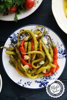 Biber Turşusu – Mutfak Sırları – Pratik Yemek Tarifleri