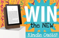 Win the New Kindle Oasis