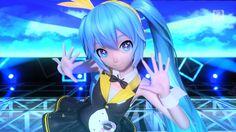 Retrouvez l'image n°49 sur un total de 50 pour Hatsune Miku : Project Diva Future Tone Colorful Tone sur PlayStation 4