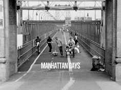 Manhattan Days - A film by Pontus Alv for Converse Cons - YouTube