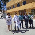 Da Alcalde banderazo de apertura de las calles Puebla, Liber