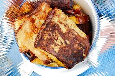 Enjoy this family breakfast favorite! From, Cooking by the Bootstraps. Printable Recipe Cards, French Toast Bake, Confectioners Sugar, Stick Of Butter, Baking Pans, Pork, Cooking, Recipes, Breakfast Ideas