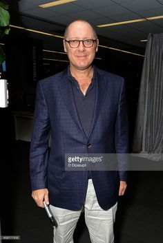 James Spader attends the Build Series to discuss his show 'The Blacklist' at AOL HQ on September 22, 2016 in New York City.