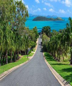 Hamilton Island, Queensland, Australia Walked it ... Snorkels it! Waljed the trails last time will run them next time!