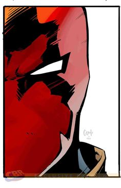 Red Hood by Greg Capullo *