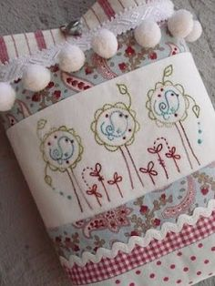 bag and embroidery link
