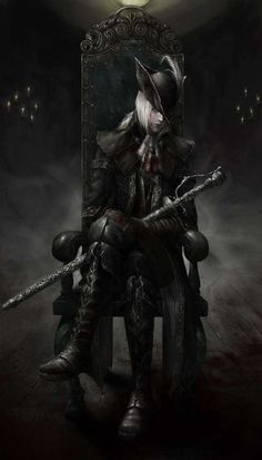 Lady Maria of The Astral Clocktower-Bloodborne Sif Dark Souls, Arte Dark Souls, Castlevania Anime, Arte Game Of Thrones, Bloodborne Art, Arte Obscura, Gothic Horror, Gothic Art, Horror Art