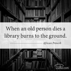 Take the time to listen to their stories