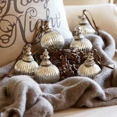 Weihnachtsschmuck 6er Set Loisy #loberon #christmas #Xmas #Weihnachten