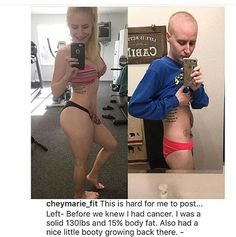 Welcome to Ele & Elis Blog: Lady Shares Pathetic Photo Of what Cancer has redu...