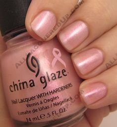 China Glaze - Temptation Carnation....pretty pink :)