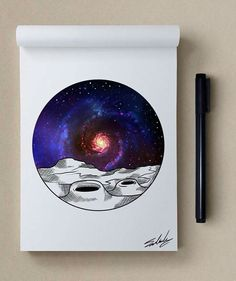 Star themed artwork by Muhammed Salah