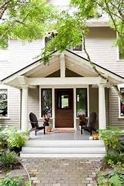 Who doesn't love a beautiful front porch? We are your portal for front porch designs, front porch ideas and more. Visit our galleries of porch pictures.