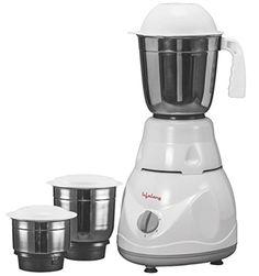 Buy #5: Lifelong Power Pro 500-Watt Mixer Grinder with 3 Jars White/Grey