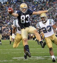"Jeff Samardzija. Like the Irish? Be sure to check out and ""LIKE"" my Facebook Page https://www.facebook.com/HereComestheIrish Please be sure to upload and share any personal pictures of your Notre Dame experience with your fellow Irish fans!"