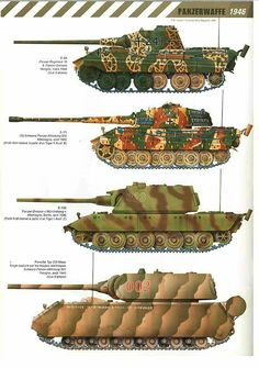 German heavy tanks