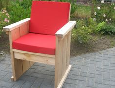 Garden Furniture, Outdoor Furniture Sets, Outdoor Chairs, Outdoor Decor, Oslo, Bench, Woodworking, Interior, Modern