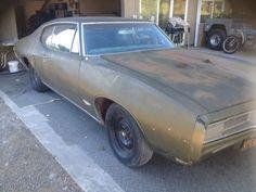 1968 Pontiac GTO Factory H0