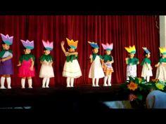 Flower Dance - Assumption, Iloilo Philippines - YouTube English Activities For Kids, Musica Salsa, Teatro Musical, Flower Dance, Christmas Concert, Yoga Dance, Cartoon Faces, In Kindergarten, Philippines