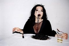 Björk is a triple Scorpio!
