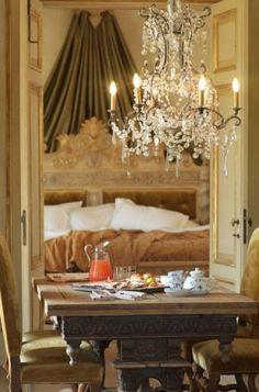 Borgo Santo Pietro hotel in Tuscany