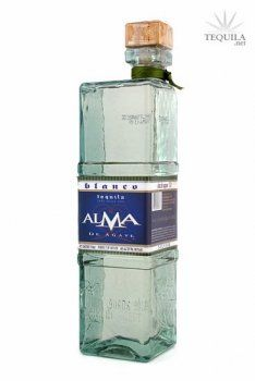 Alma de Agave Tequila Blanco - Tequila Reviews at TEQUILA.net