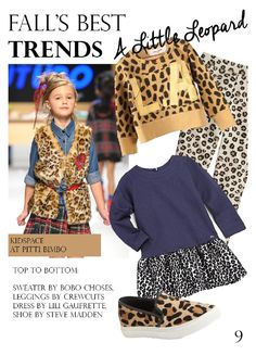 Fall Trend Alert: A little leopard | Poster Child Style