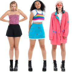 Improve Your Look With This Great Fashion Advice Outfits 80s, Grunge Outfits, Vintage Outfits, 90s Outfit, Cute Outfits, Fashion Outfits, Fashion Trends, Vintage Fashion, Fashion Kids