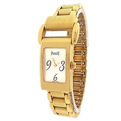 Women's Certified Pre-Owned Watches - Piaget Miss Protocole analogquartz motherofpearl womens Watch G0A20642 Certified Preowned *** You can find more details by visiting the image link.