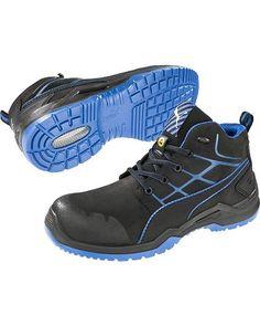 fd212846d05 Puma Safety Model 63.420.0 Krypton Blue Mid schoenen S3 SRC