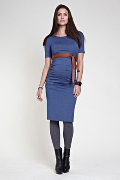 "Fun ways to show off your baby bump.. Sneak peaks --> how to ""belt it"", ""wrap it"", ""tie it"" & ""embracing ruching""."