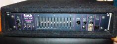 Bass Verstärker Amp Tech Tecamp Pepman 400 Watt in Niedersachsen - Goslar   Musikinstrumente und Zubehör gebraucht kaufen   eBay Kleinanzeigen