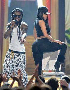 Nicki Minaj & Lil'Wayne